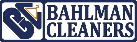Bahlman Cleaners Logo