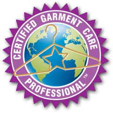 Certified Garment Care Professional