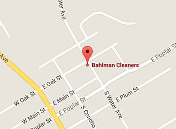 Bahlman Cleaners Sonora
