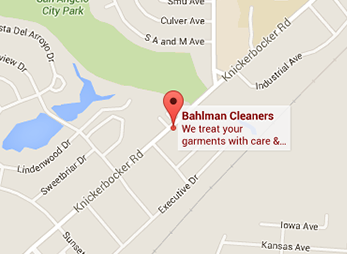 Bahlman Cleaners South San Angelo